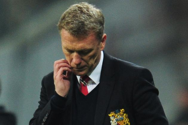 David Moyes Sacked: Latest News on Louis Van Gaal, Jurgen Klopp and More