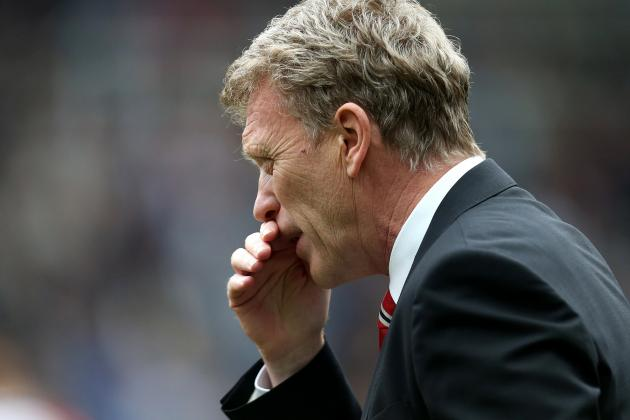 Manchester United Sack David Moyes, Wish Dion Dublin a Happy Birthday