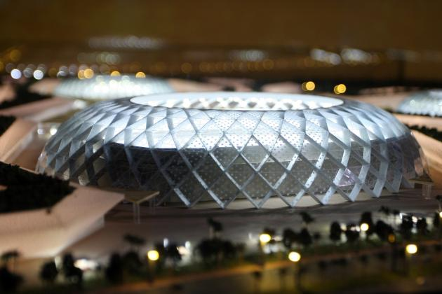 Qatar to Reduce Number of World Cup 2022 Stadiums