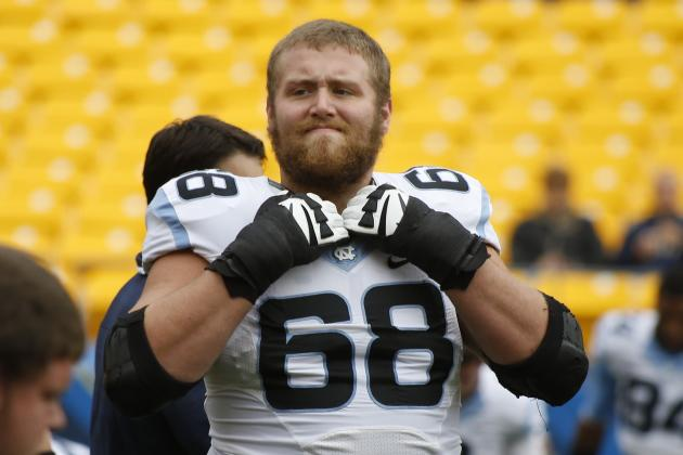 How Much Should NFL Teams Worry About James Hurst's Leg Injury, Fibula Fracture?
