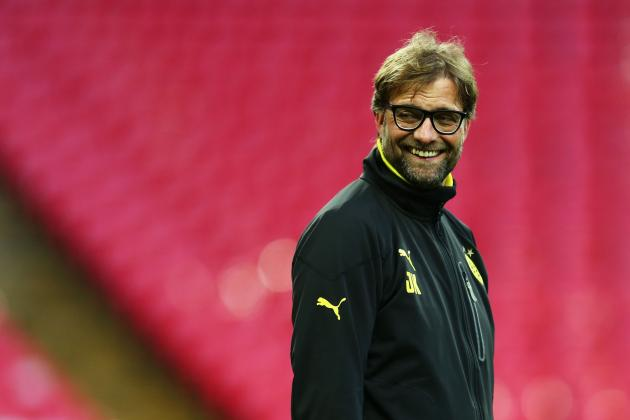 Jurgen Klopp Rules Himself out as David Moyes' Manchester United Replacement