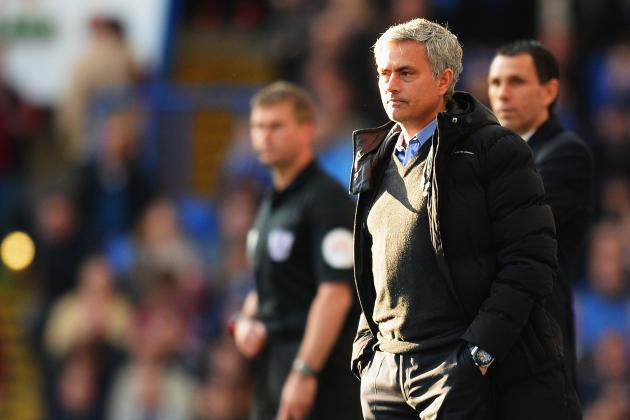 Jose Mourinho Is Still the Main Man and Will Lead Chelsea to Glory