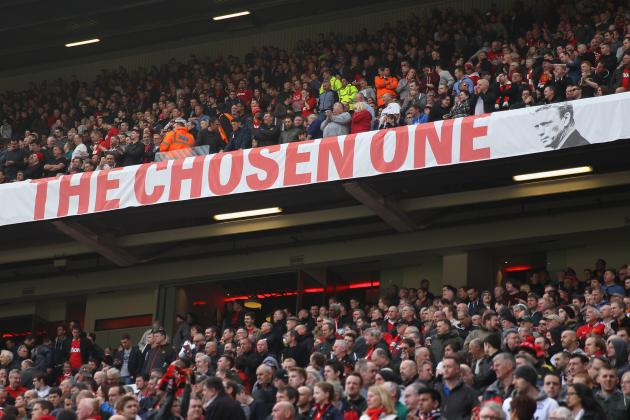 David Moyes' 'Chosen One' Banner Set to End Up in Football Museum