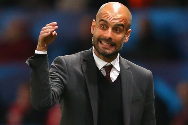 Pep Guardiola and Paul Scholes Reportedly to Be Approached by Manchester United