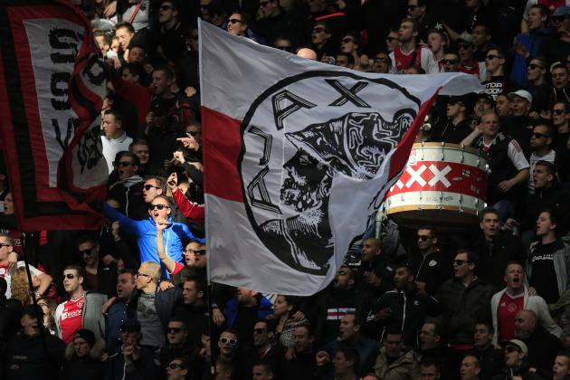 Ajax to Be Punished for Crowd Trouble in KNVB Cup Final