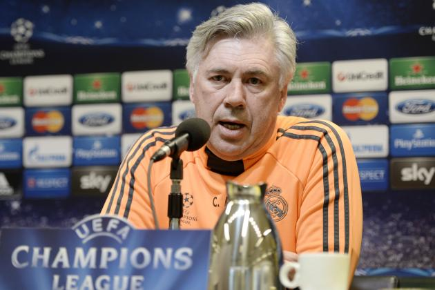 Real Madrid Boss Carlo Ancelotti Has Record to Beat Bayern in Champions League