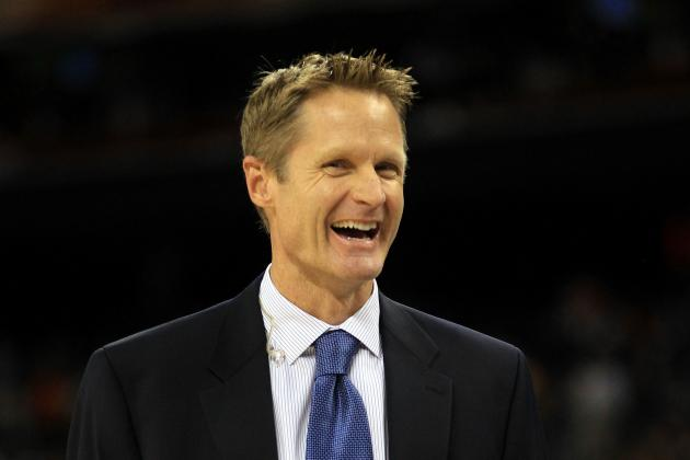 Report: Steve Kerr 'Deep into Discussions' with New York Knicks