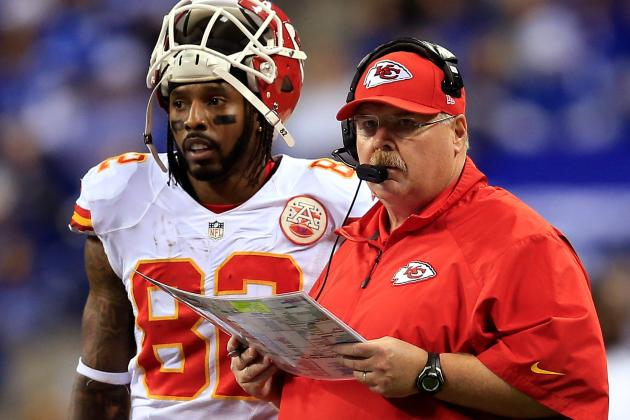 Chiefs' Dwayne Bowe Is a Different Guy Than a Year Ago