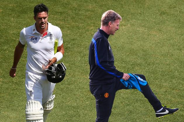 Kevin Pietersen Suggests That He Compares Notes on Axing with David Moyes
