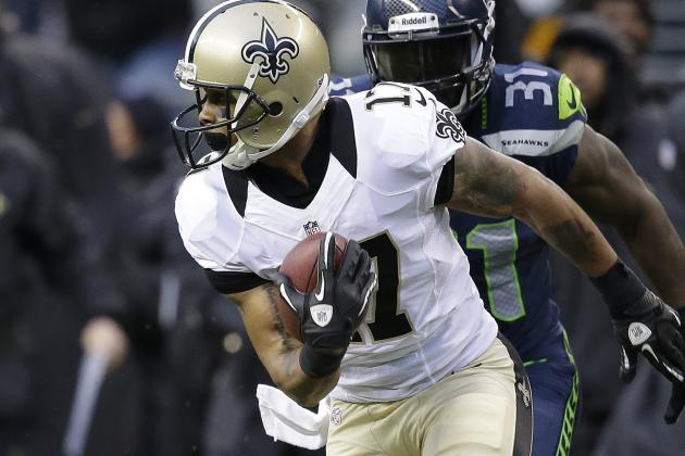 Robert Meachem Looks to Continue Role as Blocker, Become Mentor