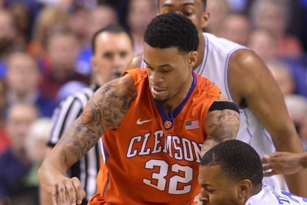 Report: K.J. McDaniels Plans to Enter NBA Draft