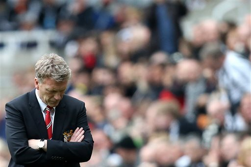 Manchester United Players Reportedly Called for David Moyes' Sacking
