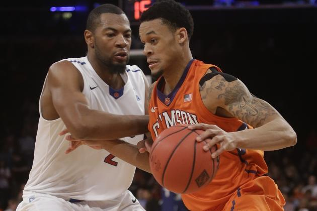 Report: K.J. McDaniels to Turn Pro =