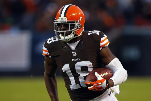 Browns: Too Little Too Late for Greg Little?
