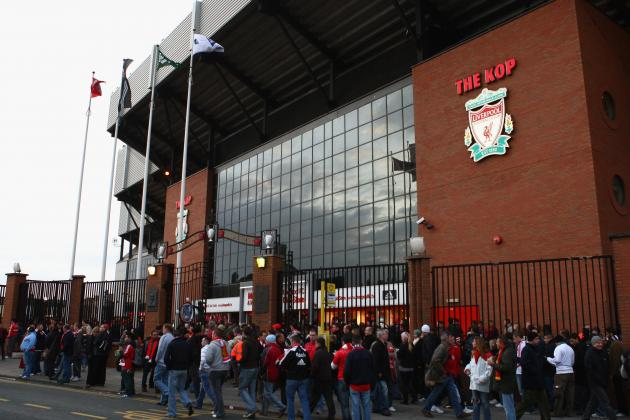 Anfield Redevelopment Images Leaked as Liverpool Plan Large Expansion