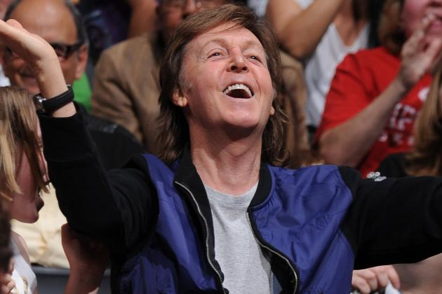 Paul McCartney to Play Target Field Aug. 2, the Minnesota Twins...