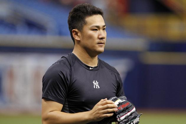 Masahiro Tanaka Looking Forward to First Start Against Red Sox