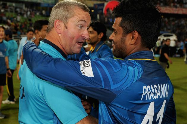 Paul Farbrace to Be England Assistant Coach, but Will He Replace Peter Moores?