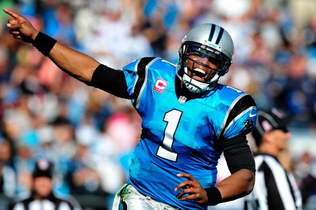 Panthers Quarterback Cam Newton Ready to Move on After Ankle Surgery