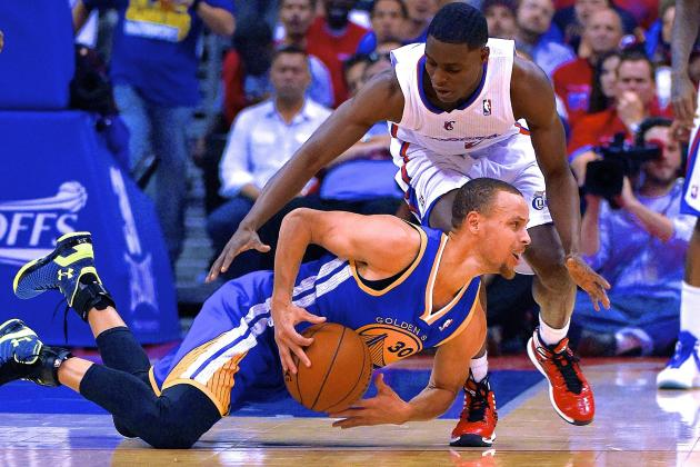 Los Angeles Clippers Working to Shut Down Stephen Curry at All Costs