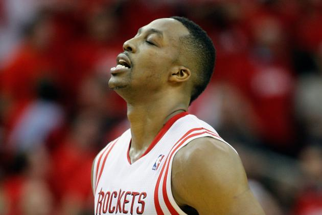 Dwight Howard: 'I Have to Demand the Ball' vs. Portland Trail Blazers