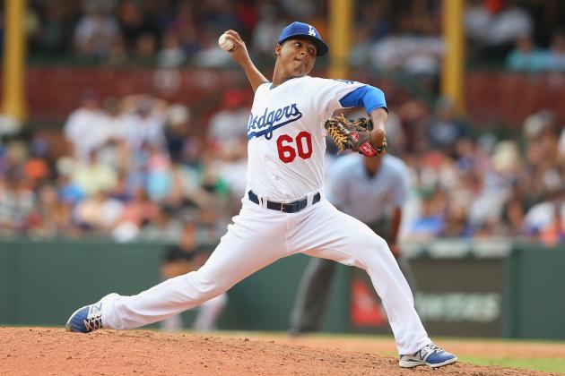 Dodgers' Depleted Bullpen Turns to Jose Dominguez for Help