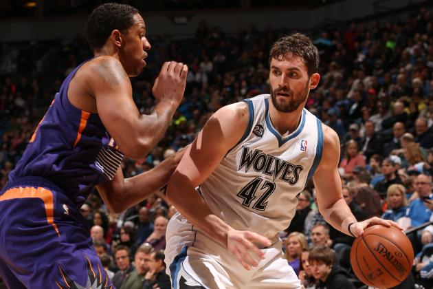 Former Assistant Dan Majerle Says Kevin Love a 'Perfect Fit' for Phoenix Suns