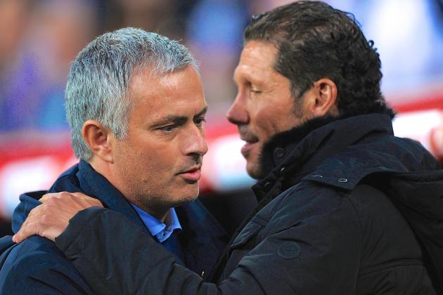 Chelsea and Jose Mourinho Might Meet Their Match Against Atletico Madrid