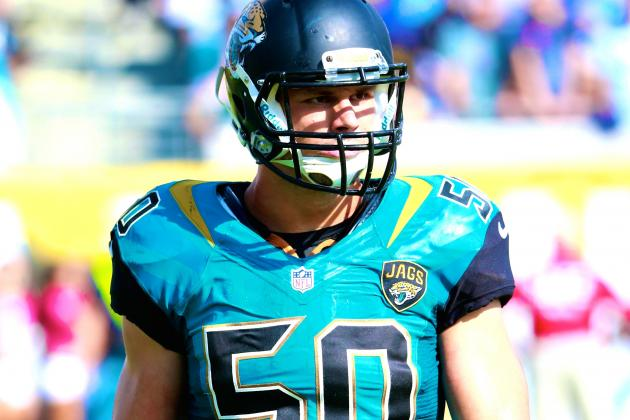 Former Jaguars LB Russell Allen Discusses Playing Through Stroke in NFL Game