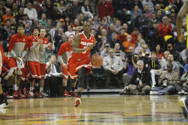 Ohio State Basketball: Breaking Down Buckeyes' Options at Guard in 2014-15