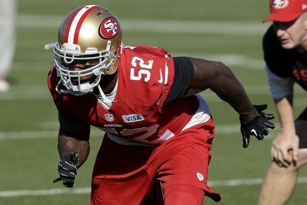 Patrick Willis Has Some Bad-Ass Cleats
