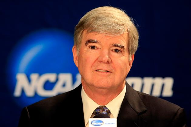 NCAA president Mark Emmert said more crazy things about college athletes