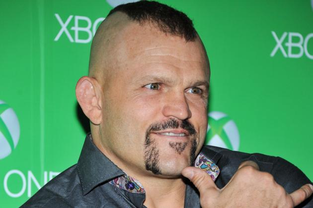 Chuck Liddell Says Glover Teixeira Will Finish Jon Jones Within Three Rounds