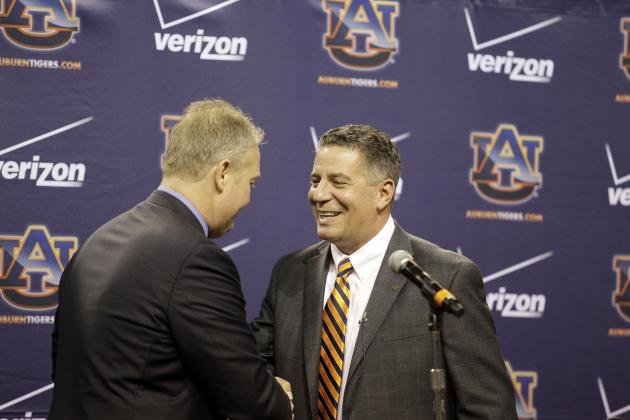 Auburn Opts Not to Appeal Bruce Pearl's NCAA Show-Cause Restrictions