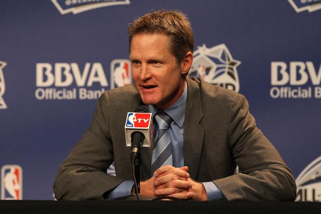 Steve Kerr Coaching New York Knicks Makes Too Much Sense Not to Happen