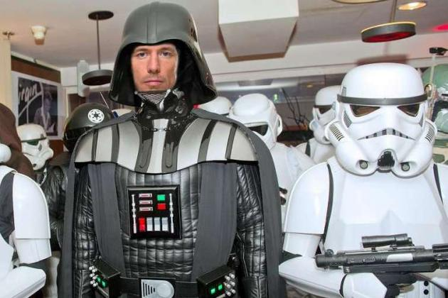Georges St-Pierre Would Like to Play a Villain in the New Star Wars Trilogy
