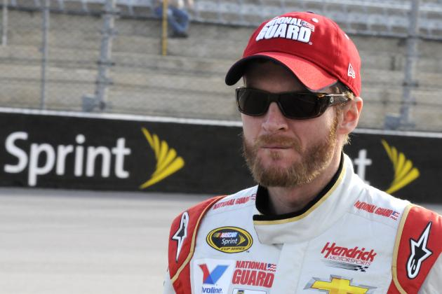 Dale Earnhardt Jr.: Latest News and 2014 Sprint Cup Ranking Ahead of Richmond