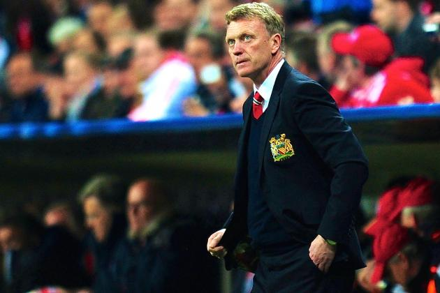 David Moyes Never Had Much of a Chance at Manchester United