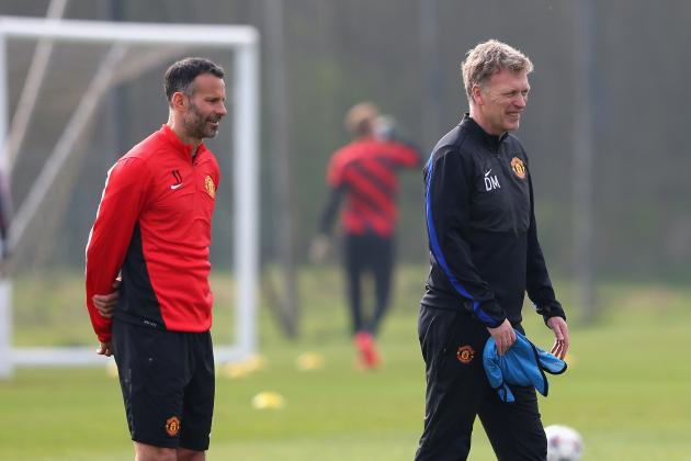 Ryan Giggs the Right Man to Guide Red Devils Until Season End