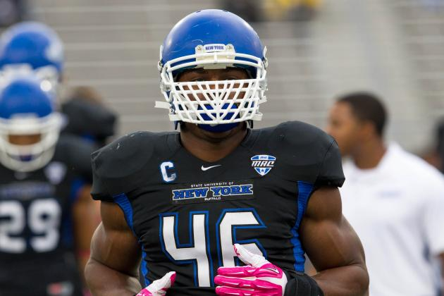 Khalil Mack NFL Draft 2014: Scouting Report Breakdown for Oakland Raiders OLB