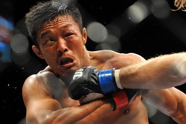 'Sexyama' Yoshihiro Akiyama Says He Will Fight This Year in the UFC