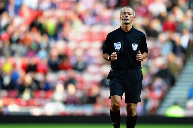 Martin Atkinson Named Referee for Liverpool vs. Chelsea