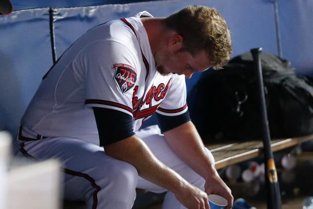 Craig Kimbrel Shoulder Soreness Seems to Be Hurting Braves Even More