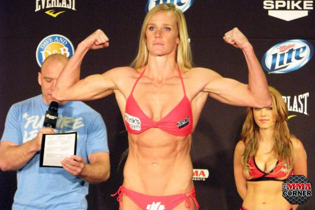 Mike Winkeljohn: WSOF Offered Holly Holm More Money Than the UFC Did