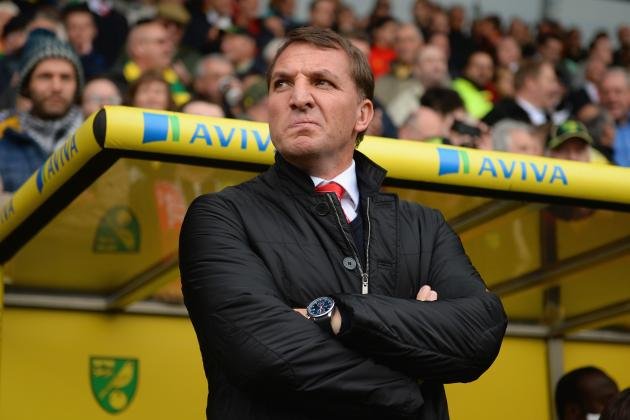 Liverpool Transfer News: Top Targets for Brendan Rodgers This Summer