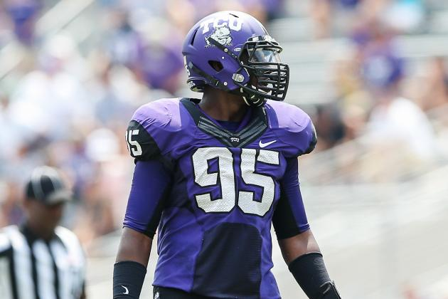 TCU DE Devonte Fields Returns Stronger Than Ever
