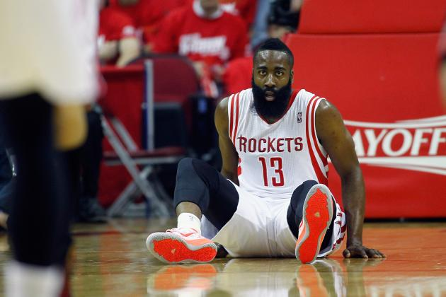Is James Harden Ready to Carry the Houston Rockets in the Playoffs?