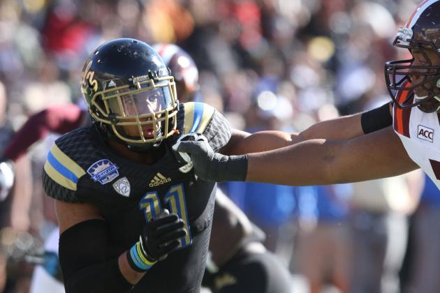 Bears Meet with UCLA OLB Anthony Barr