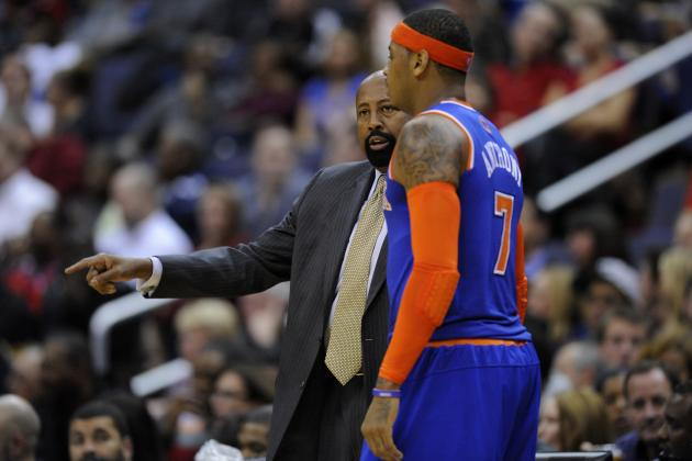 How New York Knicks Firing Mike Woodson Impacts Carmelo Anthony's Future