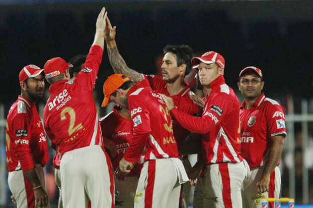 Images: Kings XI Ease Past Sunrisers